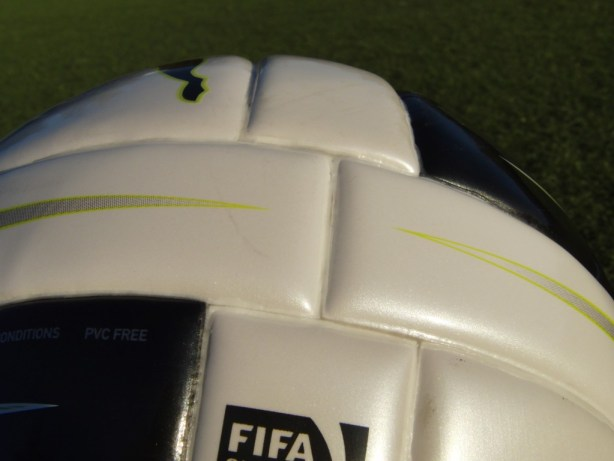 Contours of Puma PWR-CT ball
