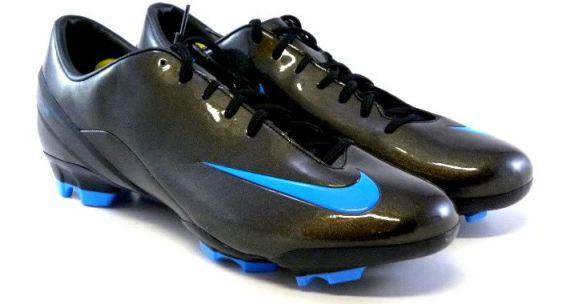Nike Mercurial Vapor IV Black