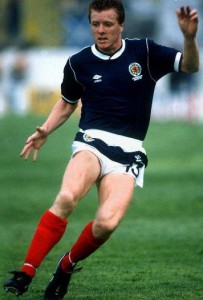 Steve Nicol Scotland