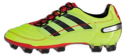 Adidas predator X electric poppy