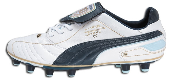 Puma King Diego side