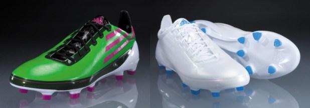 adidas f50 Green white