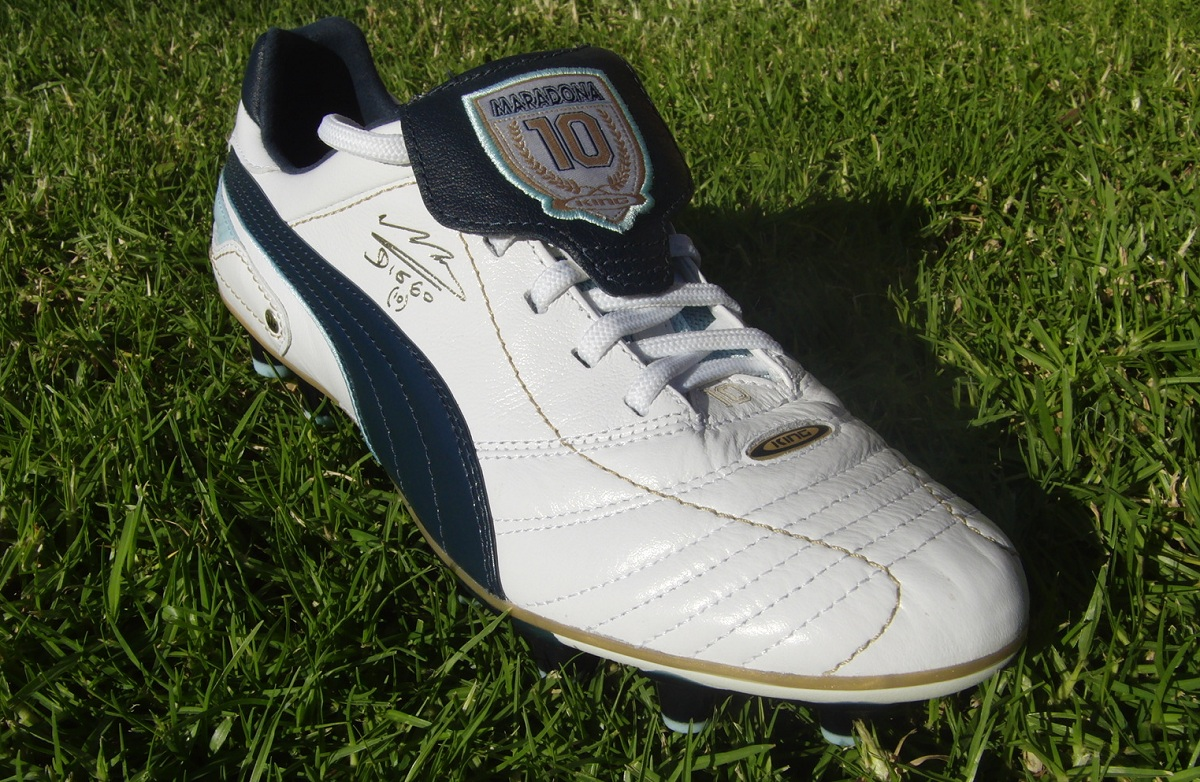 Puma King Diego Review Soccer Cleats 101