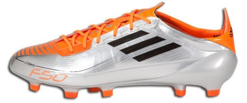 New F50 adizero Chrome