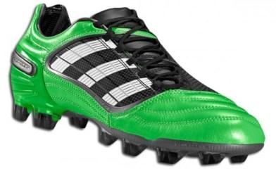Adidas Predator X Intense Green White