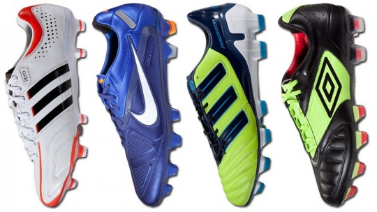 Center Mid Soccer Cleats
