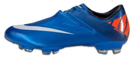 Blue Nike Mercurial Glide