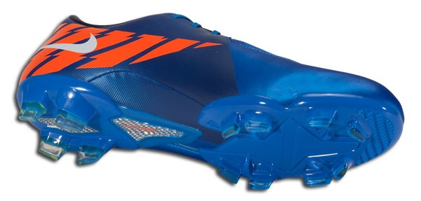check out 32b7a 37e85 Nike Mercurial Glide in Blue