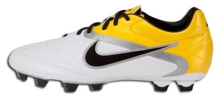 Yellow Nike CTR360
