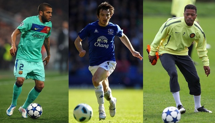 Best Cleats by Position: Full Backs