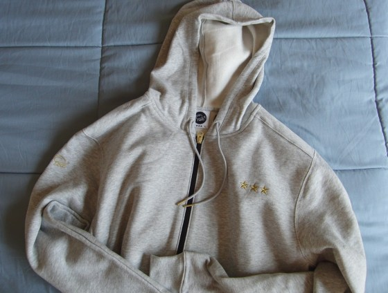 Pele Sports Fleece Hood