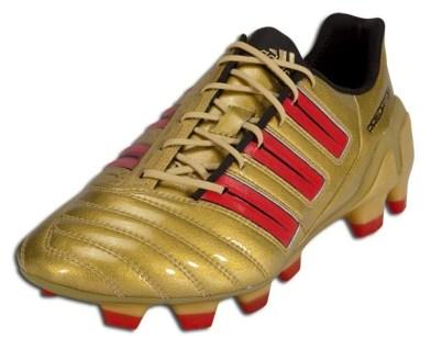 adidas adipower Predator Gold