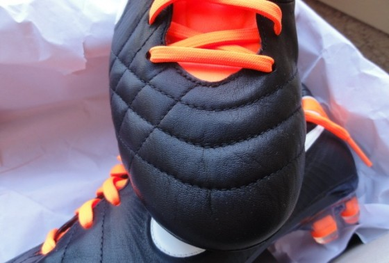 Front Stitching on Tiempo IV