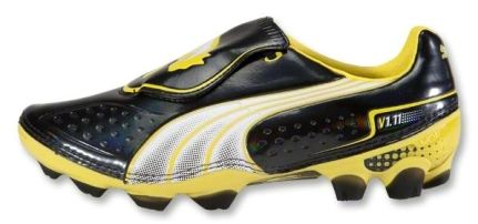 Black Blazing Yellow Puma V1.11