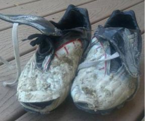 Old Cleats h