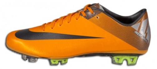 Orange Nike Superfly III