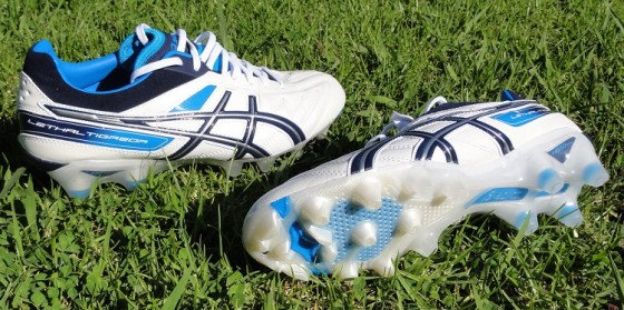 Asics Lethal Tigreor Sole