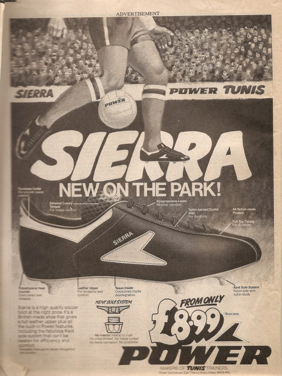 Sierra Power Boots