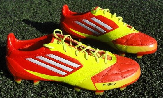 Leather F50 adiZero