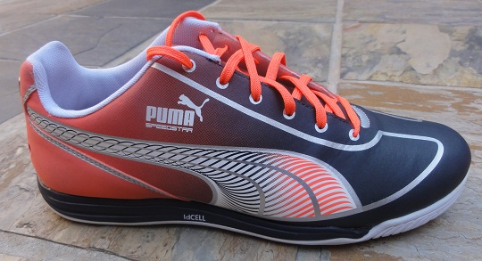 Speed Star Indoor shoe