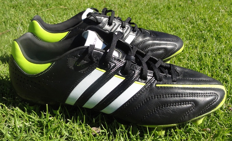 brand new 951bb f04a6 Adidas adiPure 11Pro Review