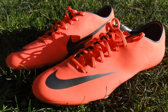 cheap for discount e98a7 40167 Nike Mercurial Vapor 8 (VIII) Review | Soccer Cleats 101