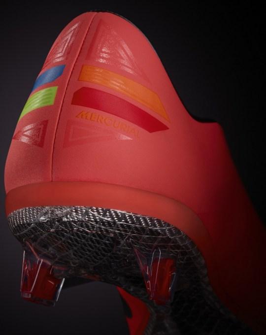 NikeVapor8 heel