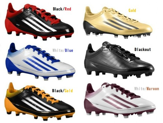 adiZero 5-Star Line Up