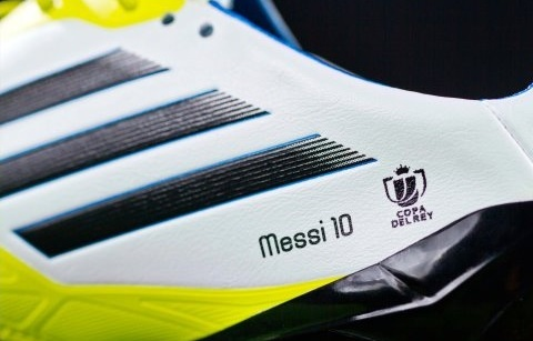 Messi Personalized Copa Del Rey Boots