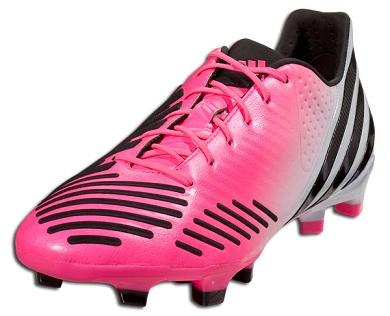 Adidas Predator LZ en super Pink / blanco liberado soccer cleats 101
