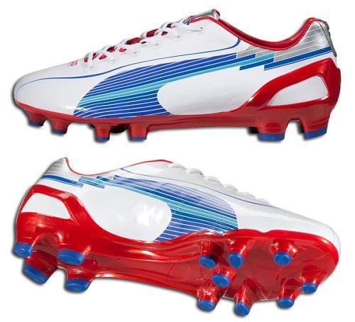 evoSPEED Soccer