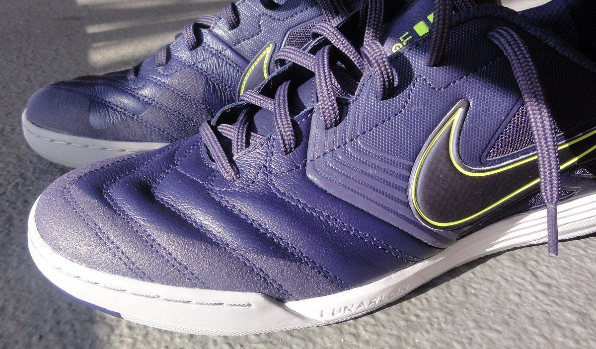 size 40 326be f9067 ... cheap nike5 lunar gato in imperial purple wolf grey soccer cleats 101  fb316 377b5