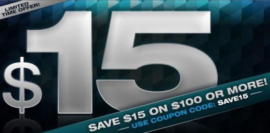 WorldSoccerShop $15 Off Sale
