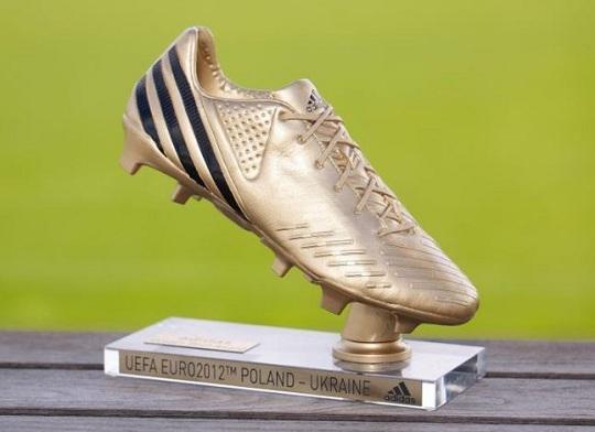 EURO 2012 Golden Boot