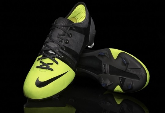 Nike GS detail
