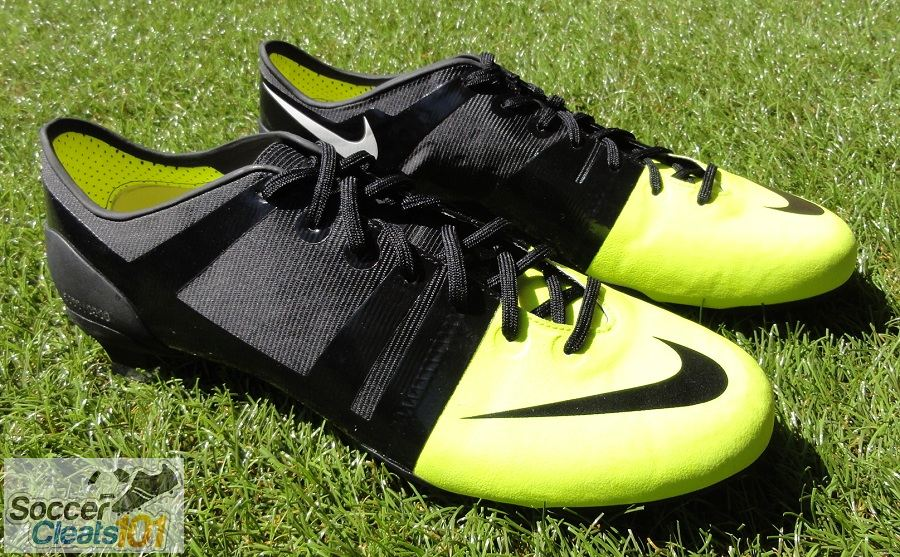 Soplar Imaginativo Violeta  Up Close and Personal with the Nike GS - Green Speed | Soccer Cleats 101