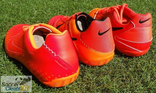sports shoes a0e3c 31a9d Nike5 Elastico Series - Breaking Down the Range   Soccer Cleats 101