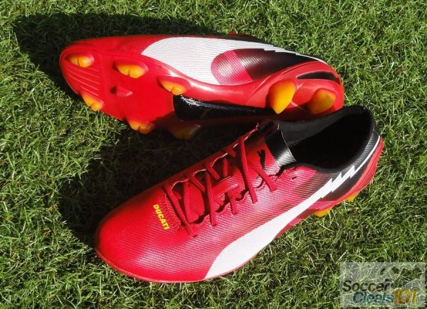 Puma Ducati Soccer Cleats