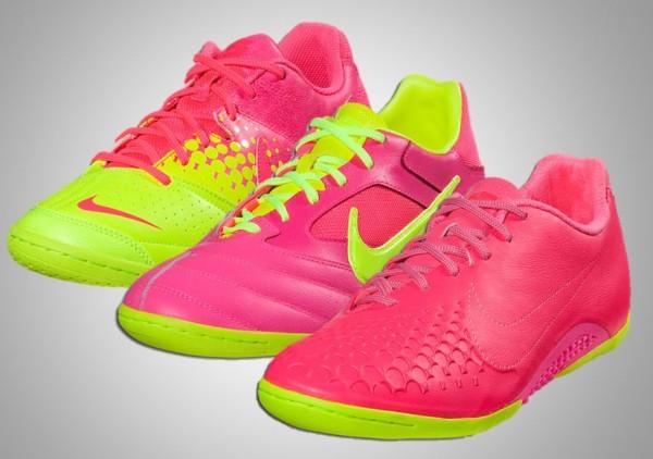 Nike5 Elastico Pink Flash