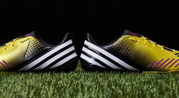 Adidas Predator in Vivid Yellow