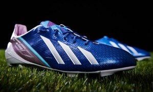 New F50 adiZero in Blue Pink