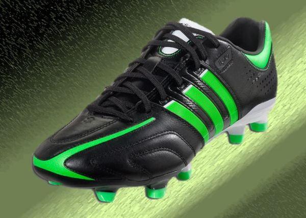 New adiPure 11Pro Black Green