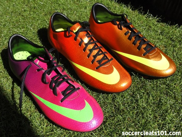Nike Mercurial IV Series