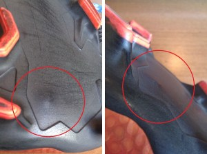 Veloce Soleplate Issue