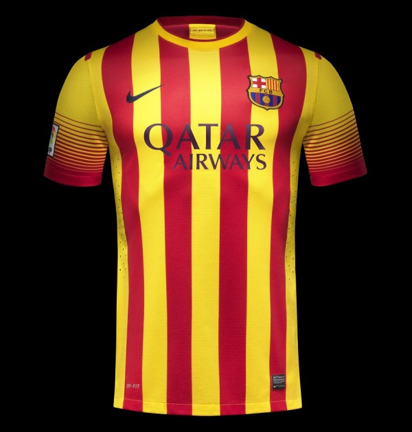 Barca Away Kit