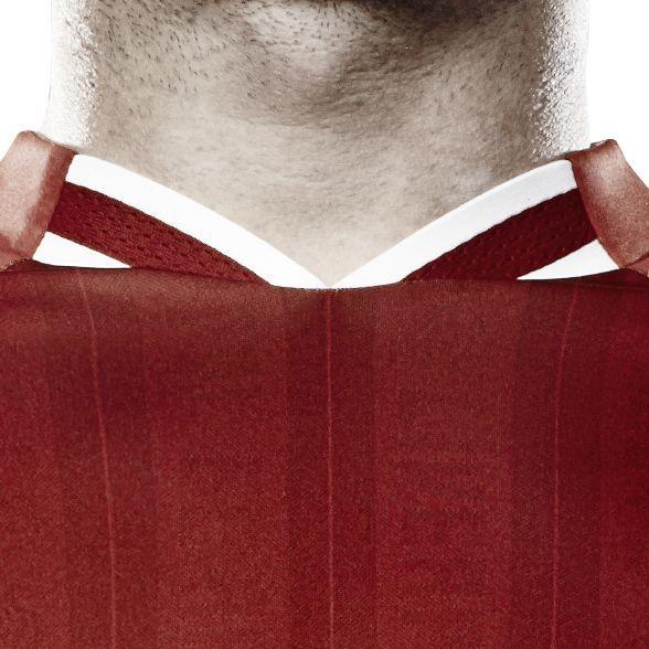 Liverpool Jersey 2013 Collar