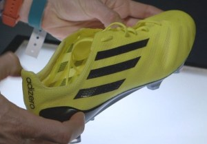 lightest soccer cleat ever