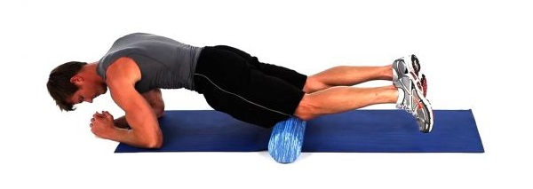 Quadricep-Foam-Roll