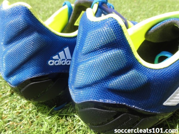 adidas Nitrocharge heel protection