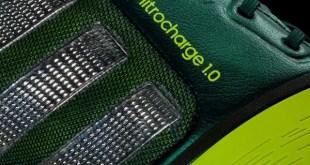Adidas Nitrocharge Green detailing (b)